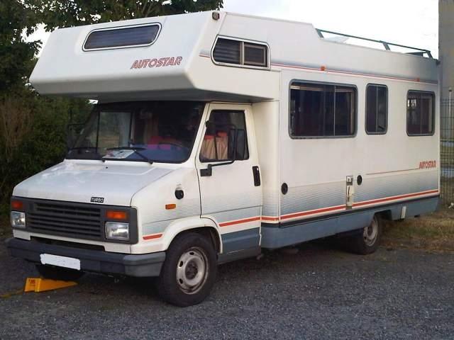 Camping-car Autostar 525GTX